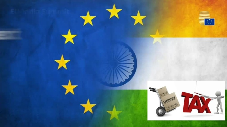India EU wine tax
